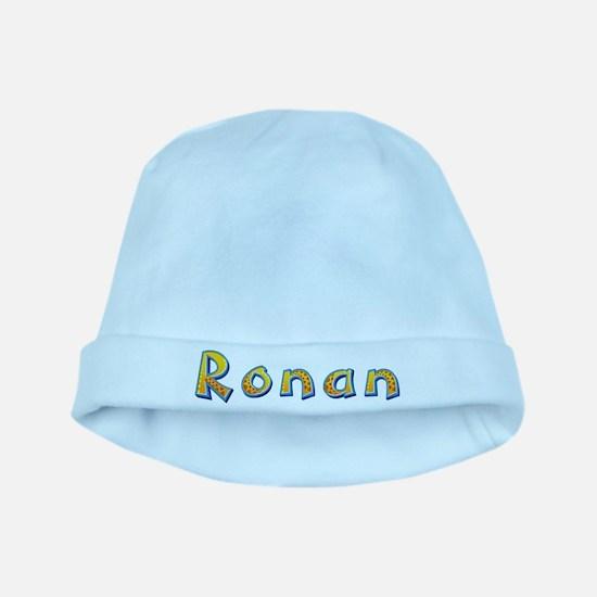 Ronan Giraffe baby hat
