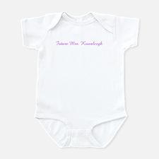 Future Mrs. Kowalczyk Infant Bodysuit