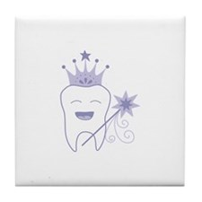 Tooth Fairy Tile Coaster