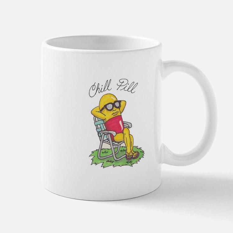 Chill Pill Mugs