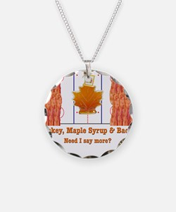 Canadian Bacon Necklace