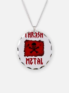 Thrash Metal Necklace