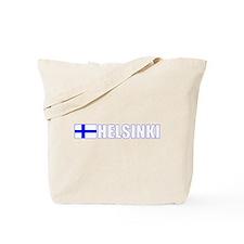 Helsinki, Finland Tote Bag