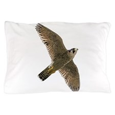 Peregrine Falcon Pillow Case