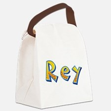 Rey Giraffe Canvas Lunch Bag