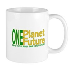 One Planet One Future Coffee Mug