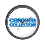 """Camera Collector"" Wall Clock"