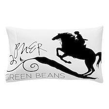 PNER GB Black Logo Pillow Case