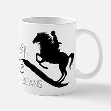 PNER GB Black Logo Mugs