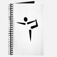 Yoga Gymnastics logo Journal