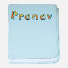 Pranav Giraffe baby blanket