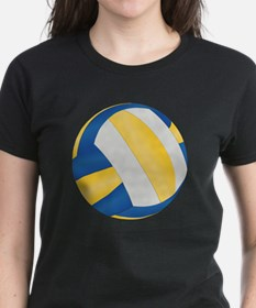 Volleyball - No Txt Tee