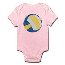 Volleyball - No Txt Infant Bodysuit