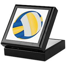 Volleyball - No Txt Keepsake Box