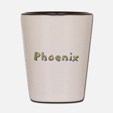 Phoenix Giraffe Shot Glass
