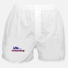 Lefties in Demand Boxer Shorts