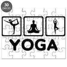 Yoga exercise Puzzle
