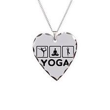 Yoga exercise Necklace