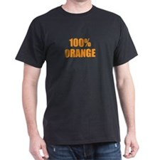 100% Orange T-Shirt