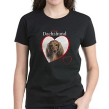 Love My Dachshund T-Shirt