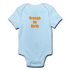 Orange by Birth Body Suit