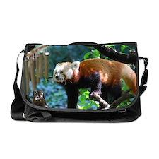 Cute Red Panda Messenger Bag