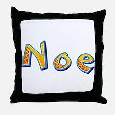 Noe Giraffe Throw Pillow