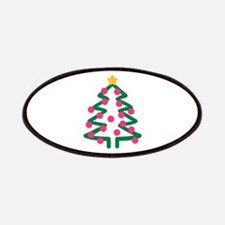 Christmas tree Patches
