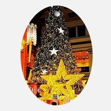 Macy's Walnut Room Oval Ornament