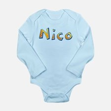 Nico Giraffe Body Suit