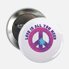 "Love Is All You Need 2.25"" Button"