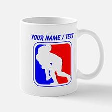 Custom Rugby League Logo Mugs