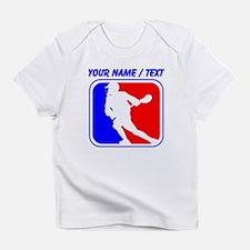 Custom Lacrosse League Logo Infant T-Shirt