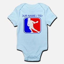 Custom Lacrosse League Logo Body Suit