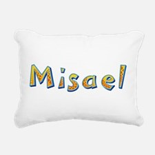 Misael Giraffe Rectangular Canvas Pillow