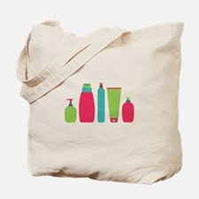 Toiletries Bottles Styling Products Tote Bag