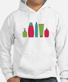 Toiletries Bottles Styling Products Hoodie