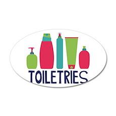 Toiletries Wall Decal