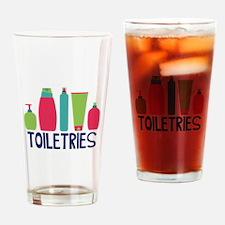 Toiletries Drinking Glass