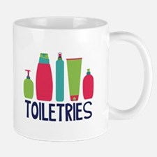 Toiletries Mugs