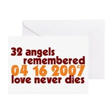 32 Angels Greeting Cards (Pk of 10)
