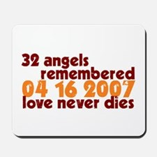 32 Angels Mousepad
