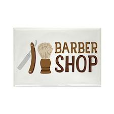 Barber Shop Magnets