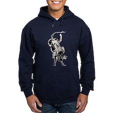 Bull Rider 2 Hoodie