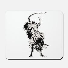 Bull Rider 2 Mousepad