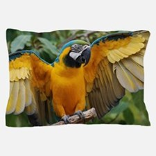 Macaw Wings Pillow Case