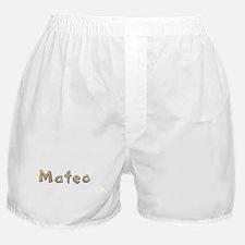 Mateo Giraffe Boxer Shorts