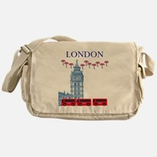 London View Messenger Bag