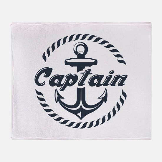 Captain Stadium Blanket