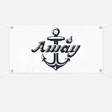 Anchors Away Banner